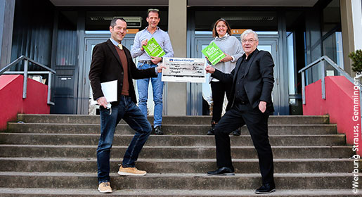 And the winner is…Hartmanni-Gymnasium Eppingen